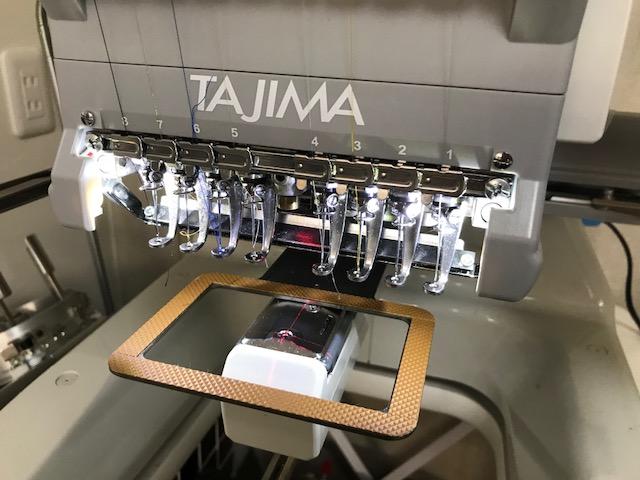 TAJIMA Writer PLUS (ライタープラス)の刺繍ソフトの研究♪