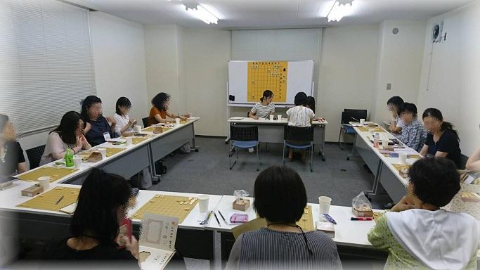 女流棋士 里見香奈さん&里見咲紀さんの 女性将棋教室 追記