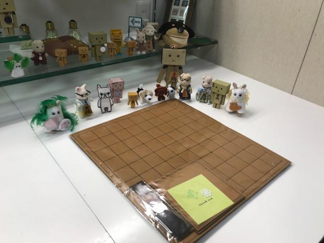 フェルト製将棋盤のご注文頂きました。ありがとうございます!!