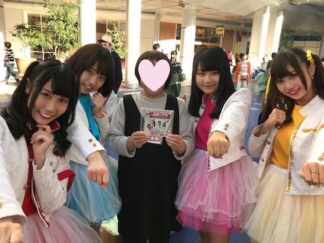 名古屋の職人展に参加して来ました。三日目 応援少女に応援される♡