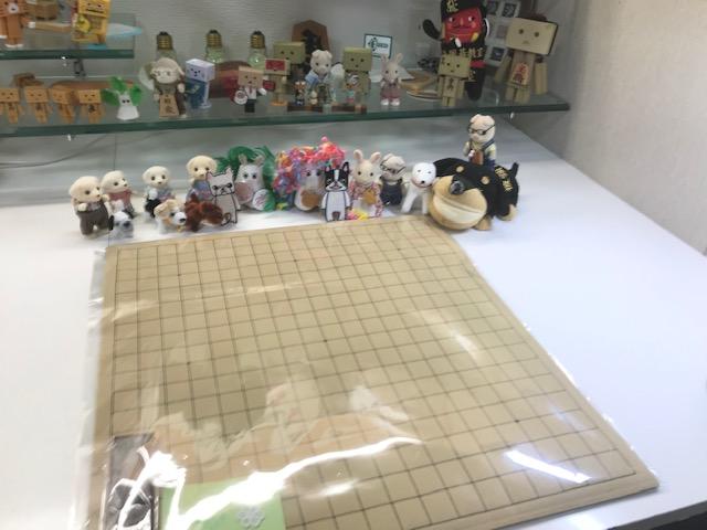魔法のフェルト碁盤19路盤のご注文頂きました♡ ありがとうございます!!