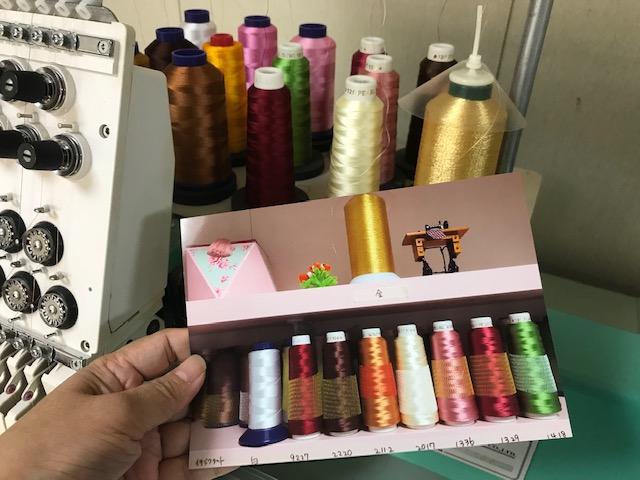 由美さんの刺繍CD企画♡ タルトの刺繍とクッキーの刺繍♪