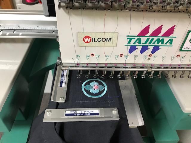 🍎 ネーム刺繍のお仕事 🍎  💎 嬉しい贈り物 💎  👑重大発表👑