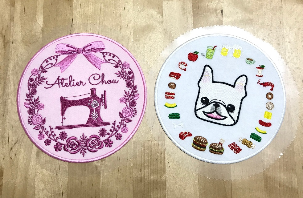 『刺繍CDコンテスト募集 』のお知らせ!!