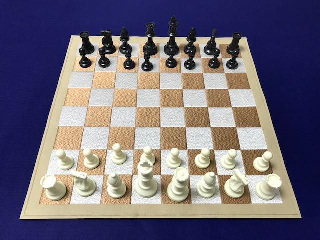 チェス盤 写真の撮り直し♪♪