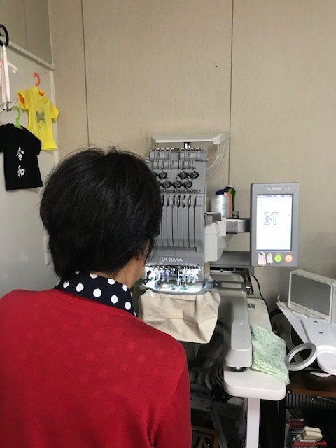 ミシン刺繍教室♪ ミシン刺繍の理解を深めるレッスン♪