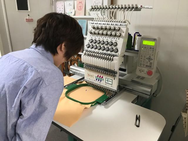 ミシン刺繍合宿 シークレットなスパルタ洗脳レッスン☆