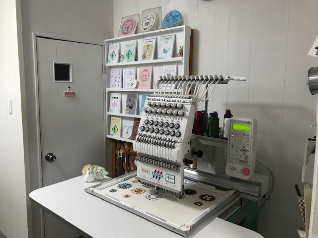 刺繍CD企画♪ 魔法&ファンタジー♪ その17 試し縫い3