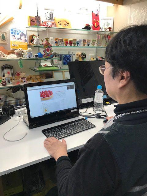 ミシン刺繍教室♪ A刺繍工房の朝倉さち子さんとの感動のレッスン!!