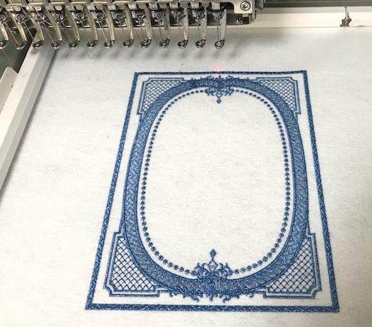 ミシン刺繍合宿♪ プリズム刺繍さんの商品開発研究いろいろ♪ その3