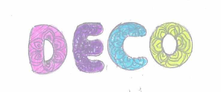 デコレーションズ刺繍CD企画♡ その44 DECOのFont製作♪ entrance embroidery