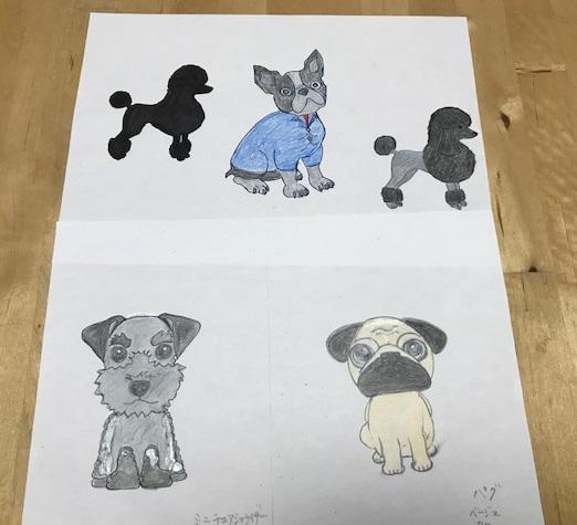 デコレーションズ刺繍CD企画♡ その32 動物のデータ製作♪ entrance embroidery