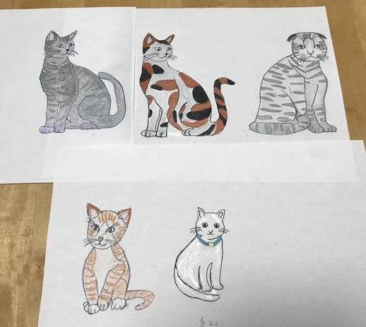 デコレーションズ刺繍CD企画♡ その34 動物のデータ製作♪ entrance embroidery