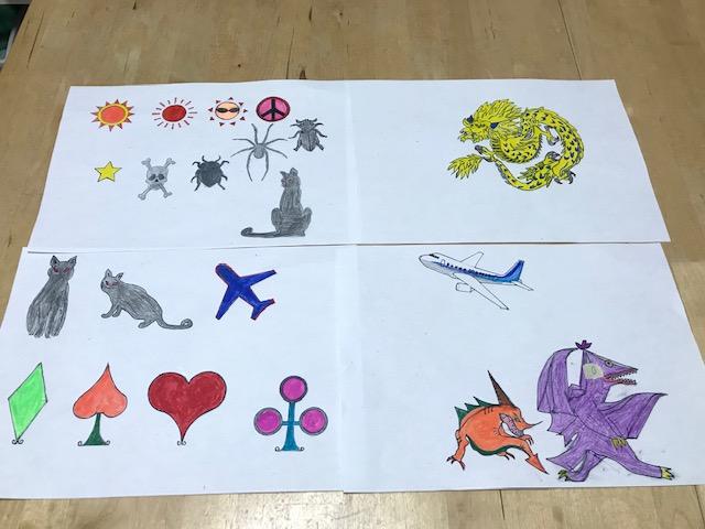 デコレーションズ刺繍CD企画♡ その35 動物のデータ製作♪ entrance embroidery
