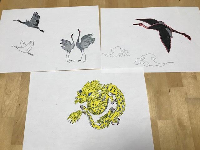 デコレーションズ刺繍CD企画♡ その36 動物のデータ製作♪ entrance embroidery