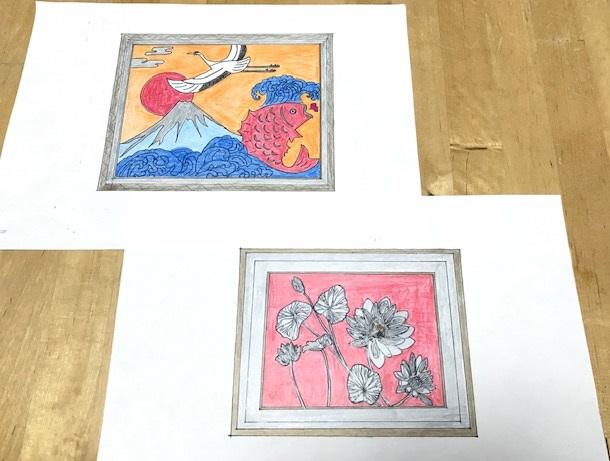 デコレーションズ刺繍CD企画♡ その76 絵画風データ製作♪ entrance embroidery