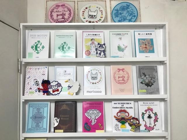Eー刺繍工房から誕生した商利用OKの刺繍CDのご紹介♡